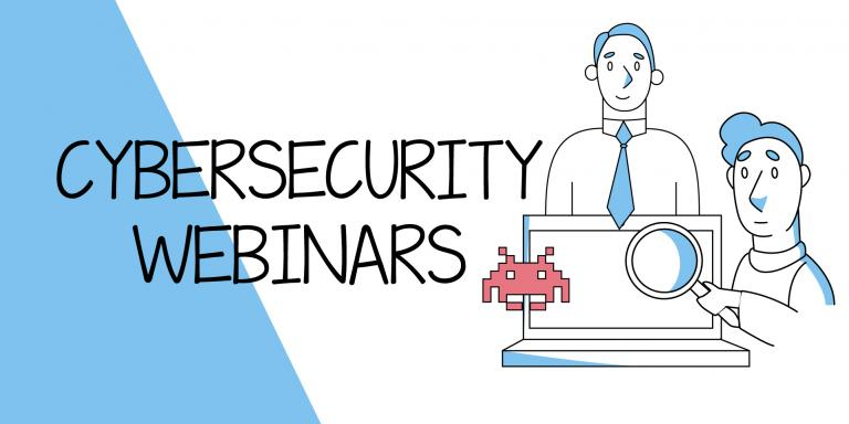 Cybersecurity webinars